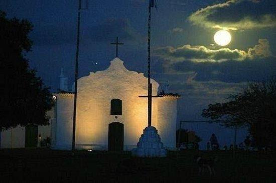Pousada Tamarindo : Lua cheia Quadrado! Espetacular