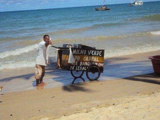 Pousada Tamarindo : Praia