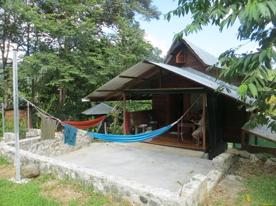 Osa Rainforest Rentals:                   hammocks rule. read, nap, and bird by day. stargazing at night