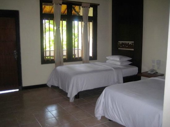 Tegal Sari:                   A Superior Room