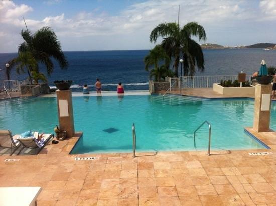 Frenchman S Reef Morning Star Marriott Beach Resort The Pool