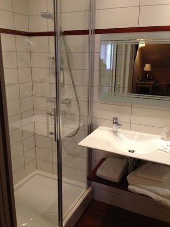 BEST WESTERN Le Duguesclin : chambre 632 site privilège