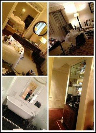Fairmont Peace Hotel:                   fairmont suite