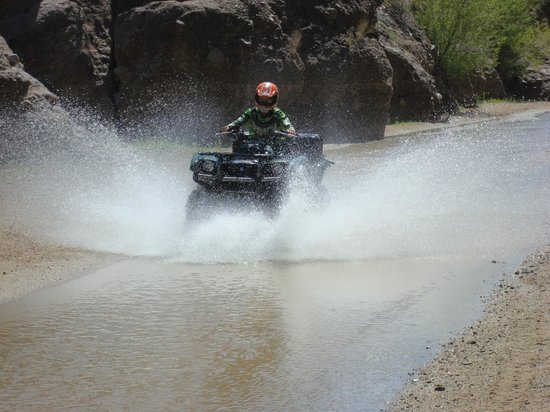 Adventures of a Lifetime ATV: Wickenburg-Box Canyon