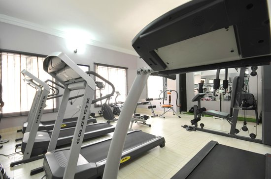 Sheer Luxury Apartments and Suites : Gymnasium