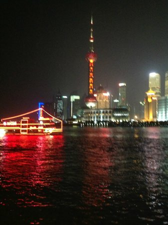 Shanghai Grand View Garden :                   Ferry