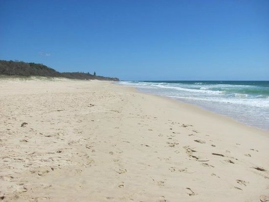Palmer Coolum Resort:                   Beach
