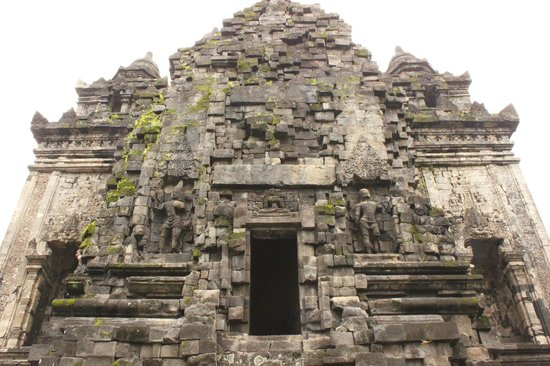 Kalasan Temple:                   Better renovation needed