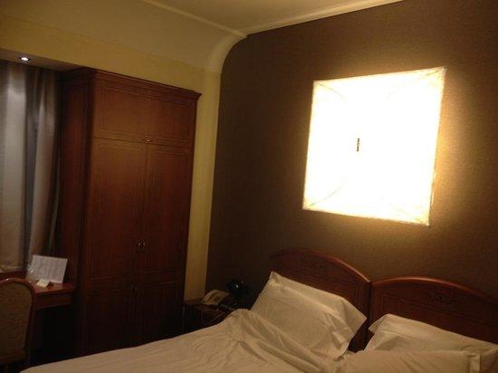 Hotel Dei Congressi:                   Camera al 2 piano