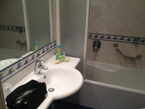 Hotel Dei Congressi:                   il bagno