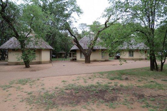 Letaba Rest Camp:                   Restcamp Letaba