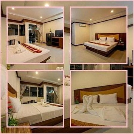 Boonyathon House: Overview Room