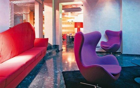 Hotel Cristall: Hotel Innenansicht