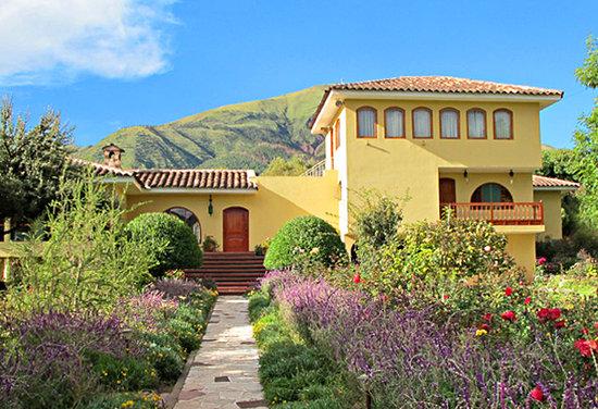 ذا جاردن هاوس - كوسكو: The Garden House, Cusco