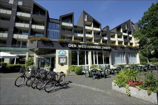 """Hotelpark """"Der Westerwald Treff"""": Fahrradverleih"""
