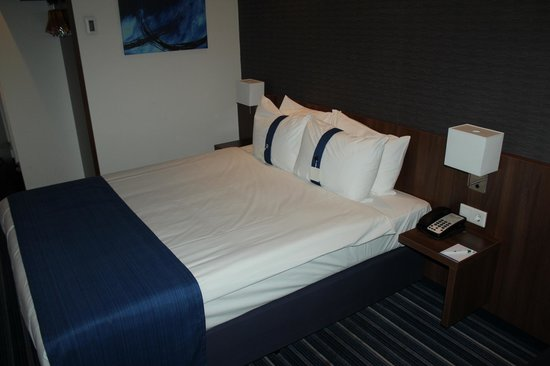 Holiday Inn Express Amsterdam-Sloterdijk Station:                   Doppelbett