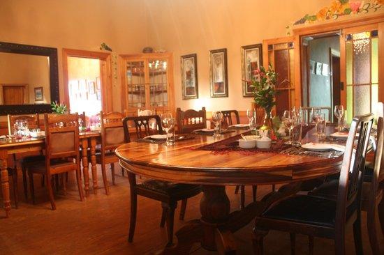 De Denne Country Guest House: Speise-und Frühstücksraum