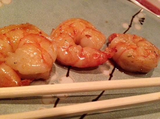 Teppanyaki Nippon :                   another favourite