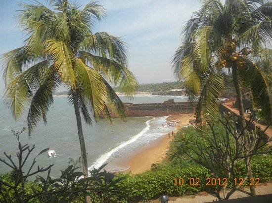 Taj Holiday Village Resort & Spa :                   Fort View