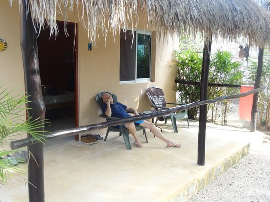 Itour Akumal Villas Tortugas:                   Massimo in relax
