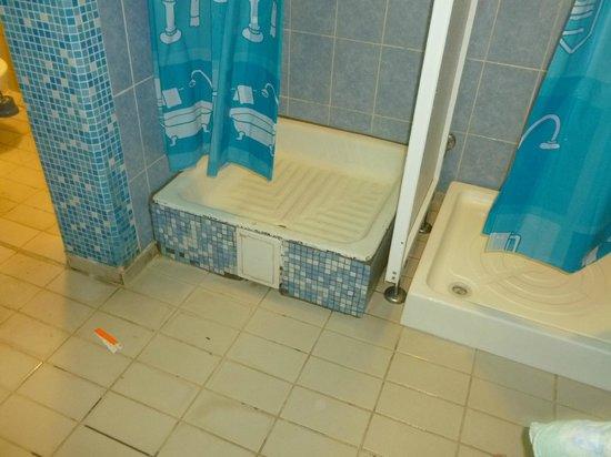Sovata, Romania:                   SPA Centre - Showers