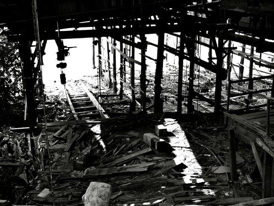 Coloane:                   Forsaken Dock                 