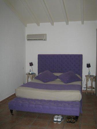 Le Roc e Fiori Hotel : La chambre de la suite