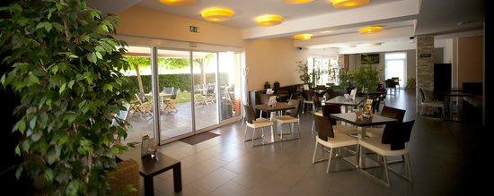 Ahotel Hotel Ljubljana: Lounge Bar