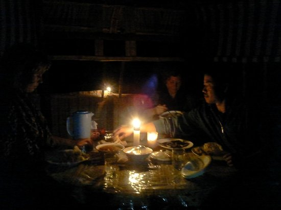 Estate Residency: candle night dinner