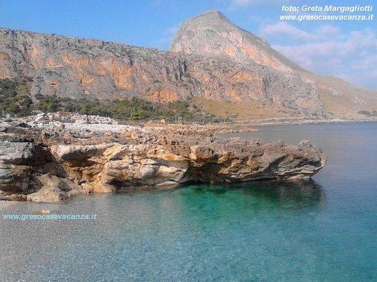 Greso Case Vacanza: Riserva Naturale Orientata Monte Cofano