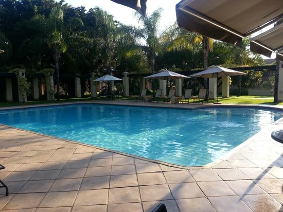 AVANI Gaborone Resort & Casino:                   Inviting pool