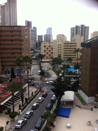 Apartamentos Levante Club:                   view from 7th floor