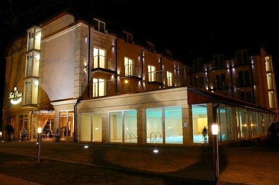 Jarosławiec, Polska: Hotel Król Plaza Spa-basen