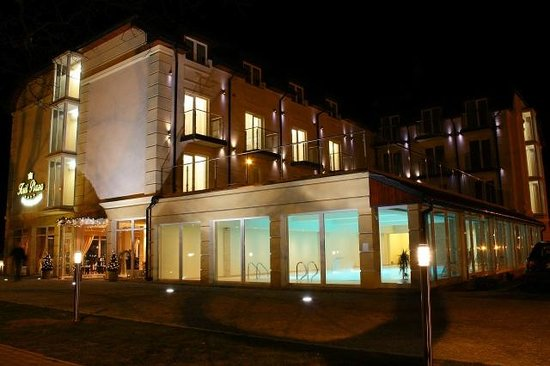 Jaroslawiec, Poland: Hotel Król Plaza Spa-basen