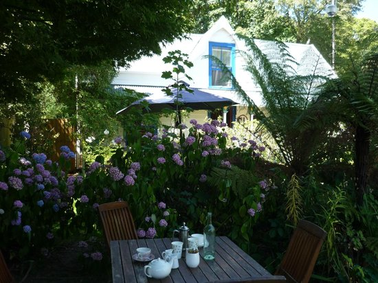 The Stables : Eat in a Lovely Garden