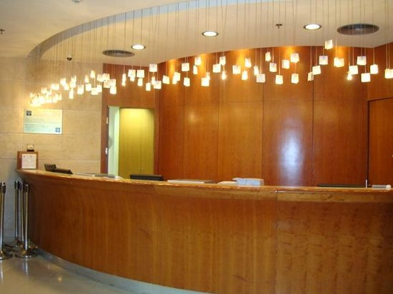 Hod Hamidbar Resort and Spa Hotel:                   Ресепшен