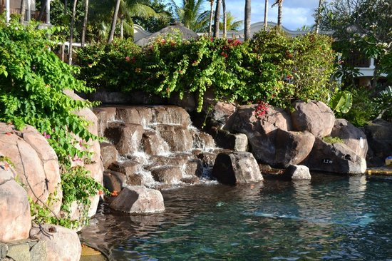 Hilton Mauritius Resort & Spa:                   Piscine de l'hotel