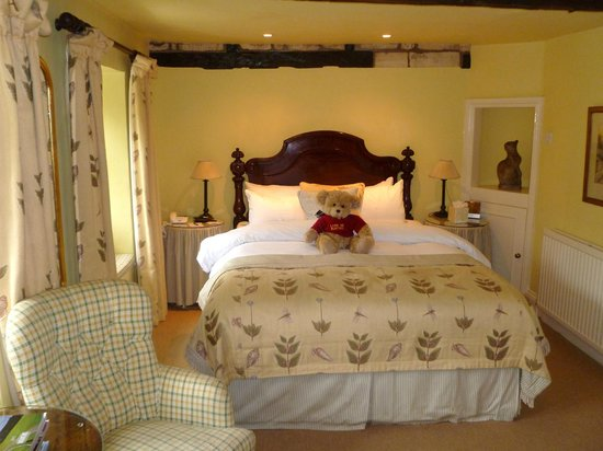 "The Lamb Inn:                   Hotel Bedroom inc ""Teddy Bear"""