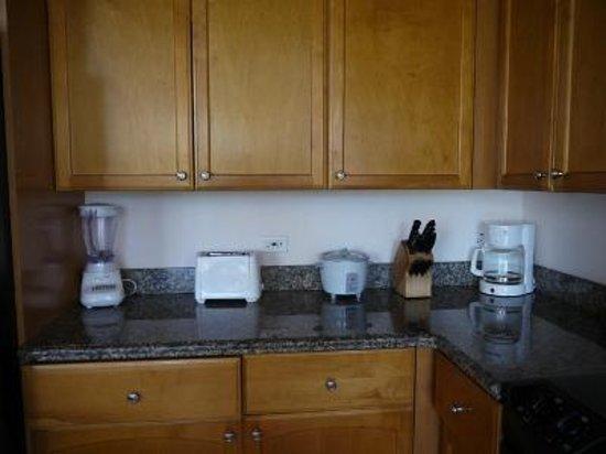 Aston Waikoloa Colony Villas:                   キッチン用品                 