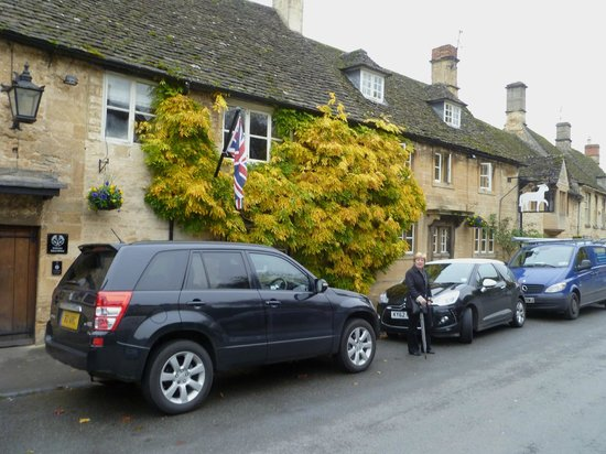 The Lamb Inn:                   Lamb Inn Burford