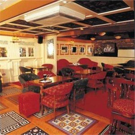 Newgrange Hotel: Arch Lounge