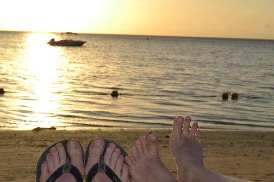 Hilton Mauritius Resort & Spa:                   plage