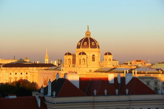 K+K Hotel Maria Theresia: View