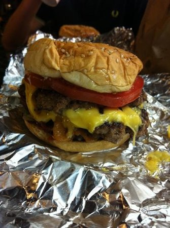Five Guys: il panino più americano mai mangiato!!!!!