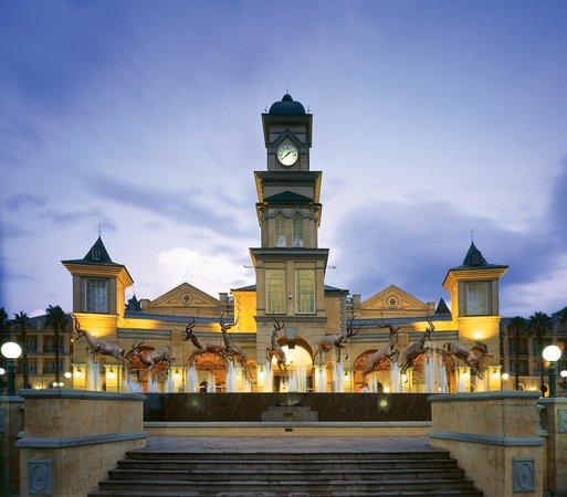 Southern Sun Gold Reef City Hotel: Gold Reef City Casino