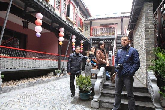 Yangshuo West Street Residence:                   2