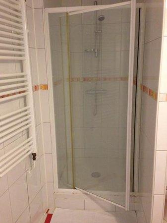 Paris Côté Jardin:                                     shower in good condition