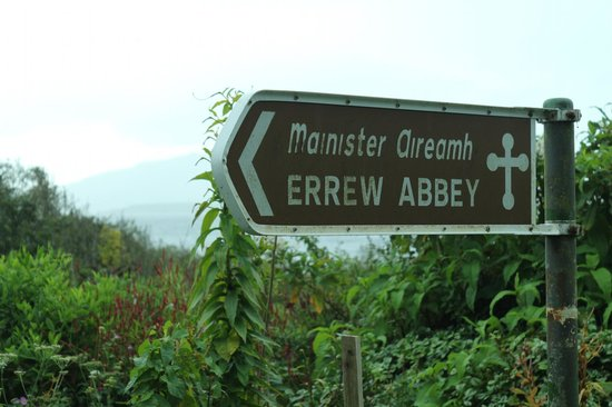 Errew Abbey:                   location
