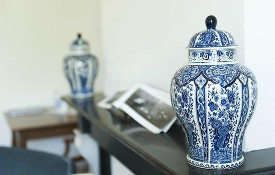 Anno 1867:                   Blauwe Kamer 4