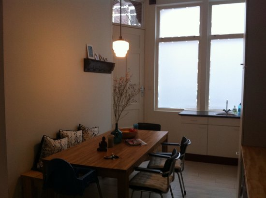 Amsterdam Furnished Apartments:                                     Studio